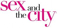 Sex and the City TV show logo
