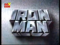 1994 Iron Man Cartoon Season 2 Title