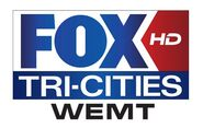 WEMT Fox Tri-Cities logo