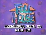 WPIX promo for Full House