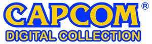 Capcom digital collection-logo