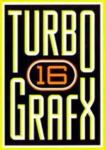 Turbo grafix 16 logo