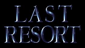 Last Resort Logo