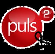 Puls 2 (żałobne logo)