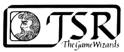 Tsr logo game wizards