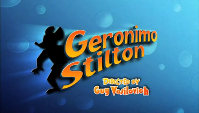 geronimo stilton tv series logopedia fandom powered