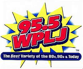WPLJ-FM's 95.5 Logo From 2003