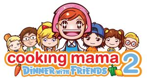 Cooking mama 2 logo