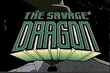 Savage dragon logo