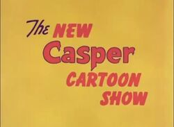 The New Casper Cartoon Show