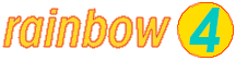 Rainbow 4 2001 logo