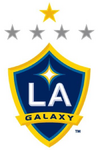 LA Galaxy logo (four silver stars, one gold star)