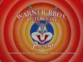 Looney Tunes studio card 11