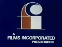 Films Incorporated logo 1975