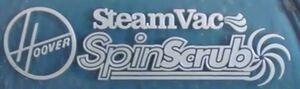 Hoover SteamVac Spin Scrub logo