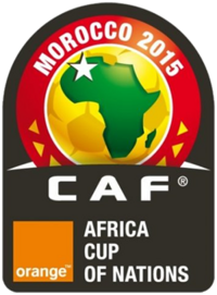 2015 Africa Cup of Nations logo (Morocco)
