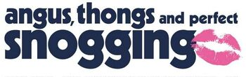 Angus Thongs and Perfect Snogging movie logo