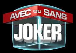 Avec ou sans joker logo 2013