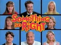 Something So Right ABC TV promo