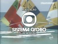 Água Viva seal Globo 1980 logo 1978
