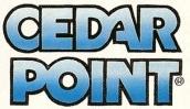 Cedar Point old logo
