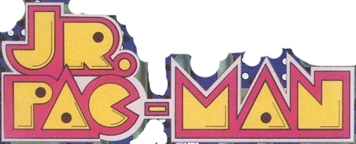 Jr. Pac-Man logo