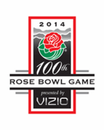 Rose Bowl Game logo (100th anniversary)