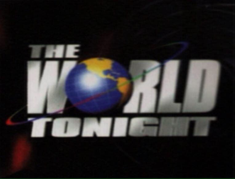 The Wold Tonight (2)