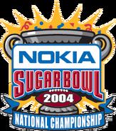 2004 Sugar Bowl logo