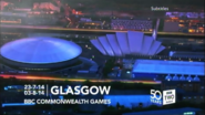 BBC Two Scotland Commonwealth Games ident