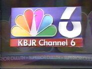 KBJR-TV's KBJR Channel 6 Video ID From August 1998