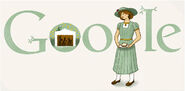 Google Katherine Mansfield's 125th Birthday