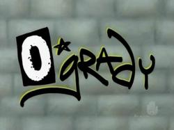 O Grady logo