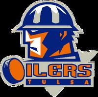 Tulsa Oilers logo (1994-1997)