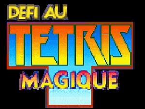 Défi au Tetris magique Logo