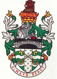Glanford borough crest
