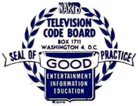 NARTB Seal of Good Practice 1953