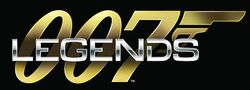007 Legends logo
