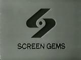 Screen Gems 1960s BW