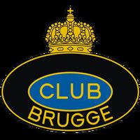 Club Brugge KV logo (1980-1983)