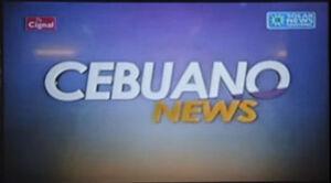 Cebuano News SNC9