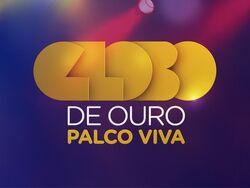 Globo de Ouro Palco Viva