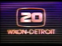 Detroit TV Logos Past and Present 2 (Now with WXYZ Logos) 1269