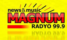 Magnum 99.9 logo