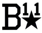 Brothers B11 star logo