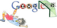 Doodle4Google South Africa Winner - World Cup