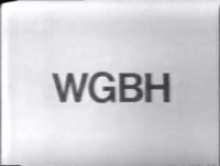 WGBH 1970s Black and White 1