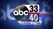 ABC 33-40 20th Anninversary