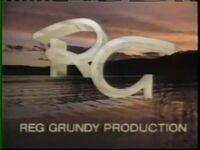 Reg Grundy 1991