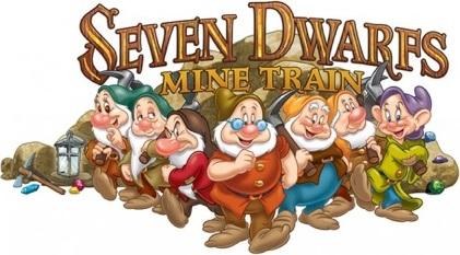 Seven-Dwarfs-Mine-Train-Logo